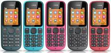 NOKIA 100 UNLOCK basic bar phone NEW MINT