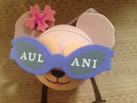 Disney Aulani Hawaii Shellie May Auto Antenna Ball