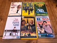 Collection of Big Box VHS Cassettes - Some ex-Rentals