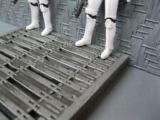 Star Wars Award Winning Custom Cast Space Floor Panel Diorama Part Free Shipping