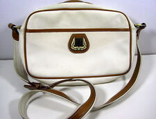 SAC A MAIN LANCEL BLANC ANCIEN DE COLLECTION VERS 1980