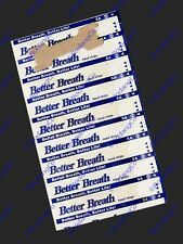125 (100+25) NASAL STRIPS MEDIUM / SMALL Breathe Better Reduce Snoring Right Now