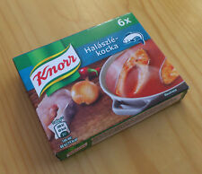 Hungarian Fish Soup Cube Knorr 6 pcs 60g / 2.1 oz