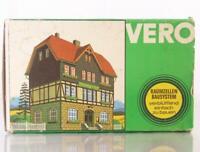 VINTAGE UNMADE VERO HO PLASTIC KIT - THüRINGER HOF HOTEL 124 x 80 mm