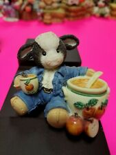 Mary Moo Moos Figurine - Sweet, Warm, and Wonderful