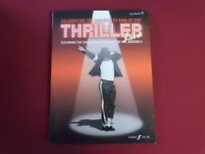 Michael Jackson - Thriller (Musical) . Songbook Notenbuch Piano Vocal Guitar PVG