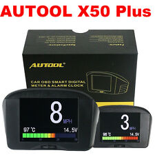 AUTOOL X50 Plus Car OBD Multi-function For Standard OBD2 Petrol Diesel Vehicles