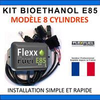 KIT Ethanol Flex Fuel - E85 - Bioethanol - 8 Cylindres - ELM327 - COM - E 85