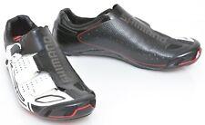 Shimano R321 Carbon Road Bike Shoes EU 40 US Men 6.7 WIDE 3 Bolt White SH-R321WE