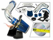 Bcp Blue 2011 2019 Explorer 35l V6 Non Turbo Cold Shield Air Intake Kit Filter