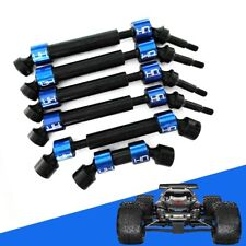 FOR Traxxas E-Maxx//T-Maxx Steel Axle Driveshafts Hot Racing RVO288E06 RC Car