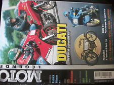 ** Moto légende n°119 Ducati Pantah à Monster / BMW K1 1988 / BSA A50 et A65