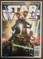 Star Wars Insider 103 2008 Previews Exclusive PX 1st Ahsoka Tano B4 Clone Wars 1