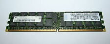 8GB 4x2GB Server RAM Infineon HYS72T256220HR-5-A - PC2-3200R 400MHz ECC Reg