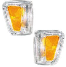 93 94 95 96 97 98 Toyota T100 Left & Right Corner Light Lamp Pair L+R