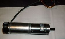Dunkermotoren DC Servo Motor GR42X25 W/Reduction Head PLG42S, Encoder ME52-2