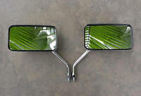 Suzuki Savage Intruder Volusia 1500 Boulevard S40 C50 C50T M50 CHROME MIRRORS