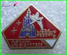 Pin's KODAK EuroDisney KODAK EXPRESS Fée Clochette Tinker Bell  Disney  #E1