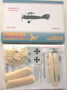 A66 - ALBATROS J-1 GERMAN VERSION - Choroszy Modelbud - 1/72