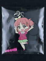 The Pet Girl of Sakurasou Yuko Kanda Pikuriru Rubber Strap Key Chain New