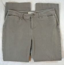Coldwater Creek Natural Fit Womens Gray Pants Size 8P (L12#3030)