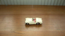 corgi toy's TRIUMPH TR2 dinky toy's solido norev