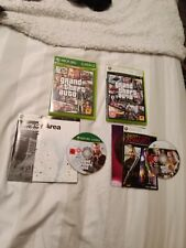 Grand Theft Auto IV + Episodes from Liberty City Xbox 360 Games Bundle Lot GTA 4