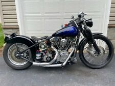 1977 Custom Built Motorcycles Bobber