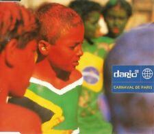 DARIO G carnival de paris (CD maxi-single, 1998) Euro house, very good condition
