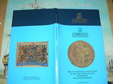 Berkman, J.:  Ned. Munten,veiling Christie's:  Proof and Prooflike 1795-1984
