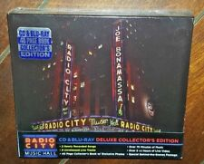 Live at Radio City Music Hall [Slipcase] by Joe Bonamassa (CD/Blu-ray, Oct-2015)