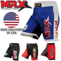 AZ NEW MMA Shorts Fight Short Grappling UFC Cage Fight Kick Boxing BG-1561