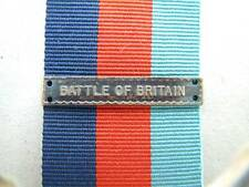 WW2 BRITISH 1939 45 STAR MEDAL RIBBON CLASP BATTLE OF BRITAIN BAR COMMONWEALTH
