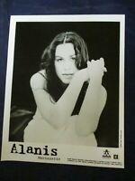 "ALANIS MORISSETTE 8/"" X 10/"" GLOSSY PHOTO REPRINT"