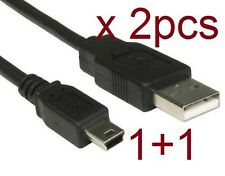 mini usb cable USB2.0 Short Extension Cable A Male to Mini 5-pin B Male USB