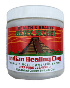 Aztec Secret Indian Healing Clay Deep Pore Cleansing Mask 1 LB Powerful NEW
