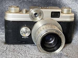 Vintage Argus C44 35mm Film Camera