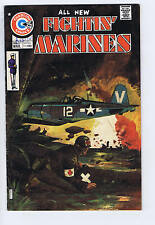 Fightin' Marines #121 Charlton 1975