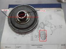 PULEGGIA ALBERO MOTORE FIAT 124 SPECIAL - SPORT 1400 125 FIAT 4164994