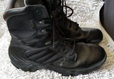 Bates Men's GX-8 Black Waterproof Leather / Nylon Upper Boots E02268 Size 13 M