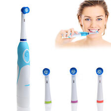 Azdent Electric Toothbrush + 4 replacement toothBrush Heads Health Care