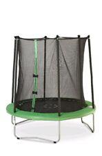 Trampoline With Safety Net Enclosure Outdoor Play Kids Garden Patio Summer Fun