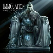 IMMOLATION - Majesty And Decay [CD]