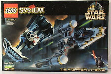 NEW Lego Star Wars 7150 TIE Fighter & Y-wing Sealed