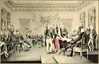 Currier & Ives: The Declaration of Independence  Art Print