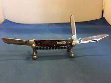 Buck Pocket Knife Model 371 3 Blade Buck Pocket Knife