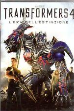 TRANSFORMERS 4 L'ERA DELL'ESTINZIONE DVD