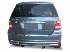 Wynntech Stainless Steel  Rear Bumper Guard Double Layer for 2007-2012 GL450/550