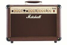"Marshall AS50D 50-Watt 2x8"" Acoustic 2-Channel Guitar Amplifier with FX!"