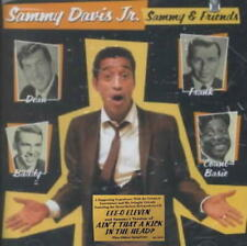 Sammy Davis Jr. CD Sammy & Friends Rhino 2000 NEW SEALED! Frank Dean Buddy Count